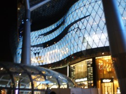 Ion Orchard has lots to offer: Shopping, food and art!