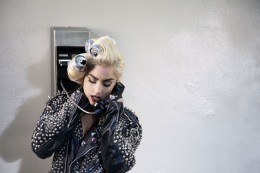 Still image from Telephone video