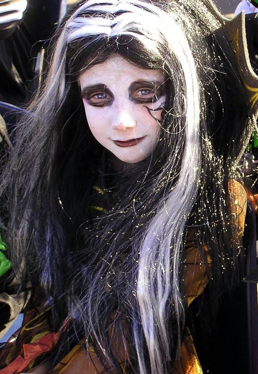 Carefully chosen Make-up