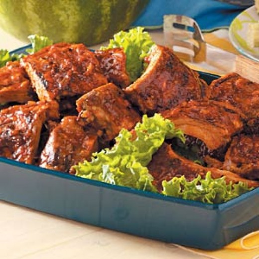 Here are some of the most delicious ribs you will ever eat.