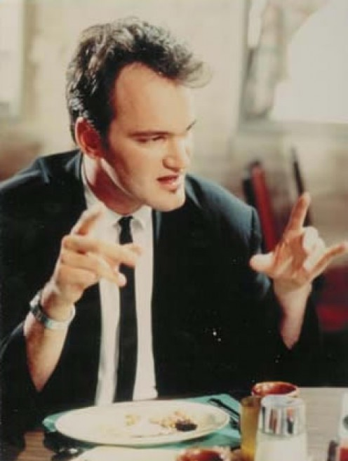 Quentin Tarantino: Movie Maker