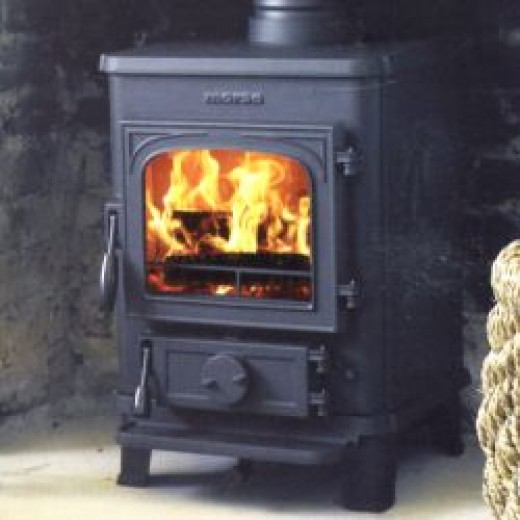 Morso Squirrel Stove, just like mine!