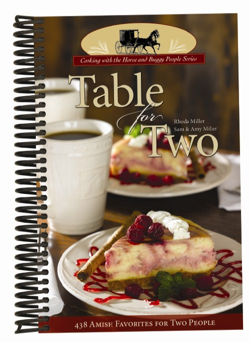 A Great Cookbook for Just Two People