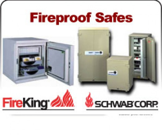 Protecting your personal financial records and computer media files with a fire proof safe is a smart investment.