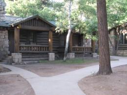 Cabin at Grand Canyon Lodge - North Rim