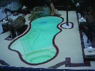 San Juan Pleasure Island Model