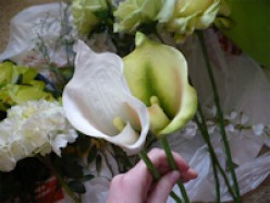 Calla Lily Centerpiece & Bouquet Ideas