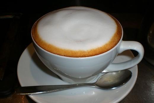 Classic Cappuccino Design: