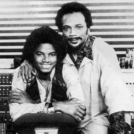 Jackson and Quincy in the early days.