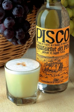 Pisco Sour: Peru's national drink