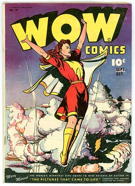 Wow comic No. 38; 1941.