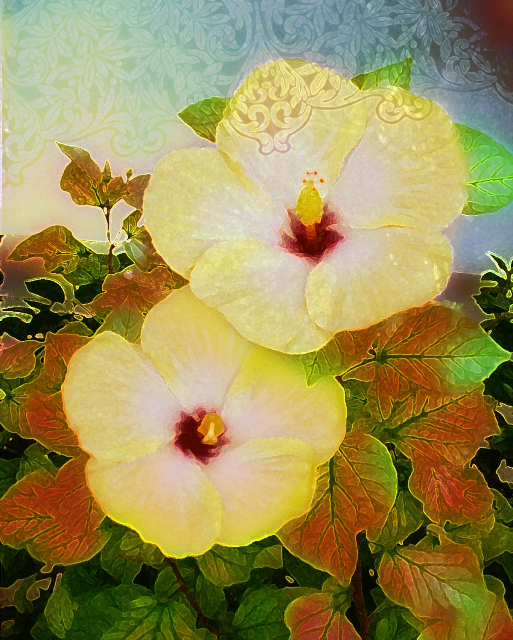 The Yellow Hibiscus ficial State Flower of Hawaii
