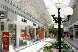 Stores in White Oaks Mall