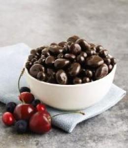 Dark Chocolate Covered Fruit