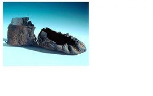 Fig. 10  Bronze age shoe