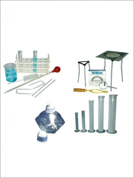 Chemistry lab equipments