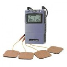 My TENS Unit reviews are based on personal sized TENS units like this Muscle Stim and TENS Unit Combo