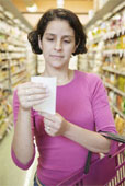 Make a list and check for the 12 contaminants before buying vitamins/supplements.