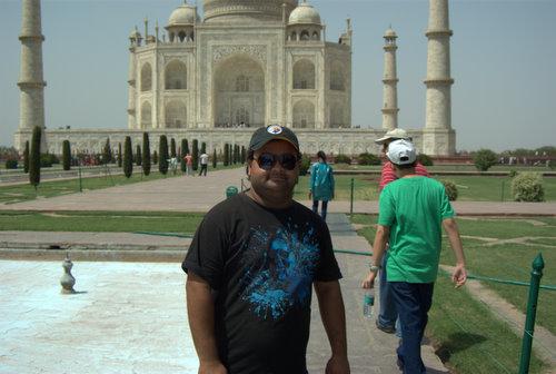 Salman the tour guide