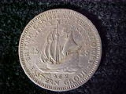 This is an example of a coin dated 1962