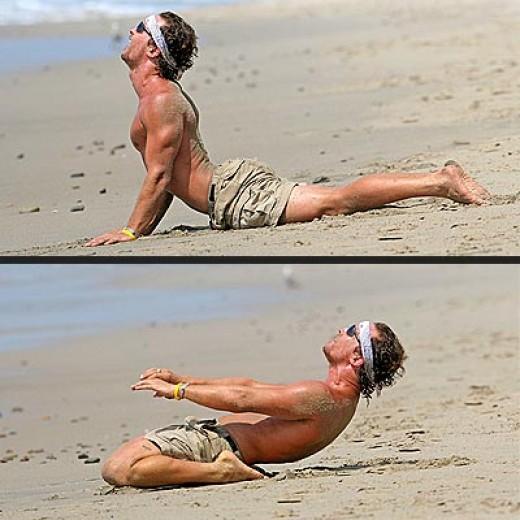 Matthew McConaughey - Wallpaper Gallery