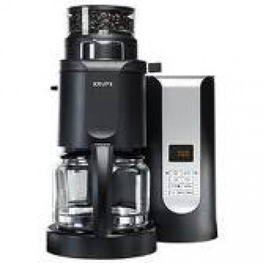 Krups KM7000 Pro Grind and Brew Coffee Maker