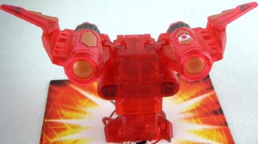 Deluxe Jetkor Battle Gear