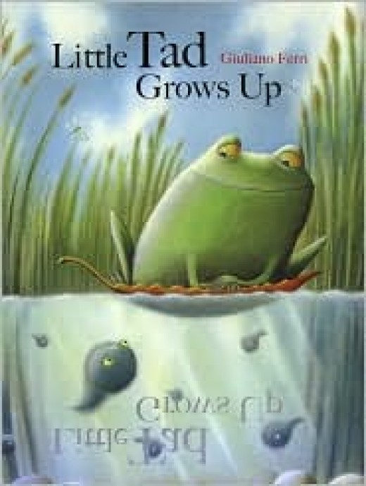 Little Tad Grows Up