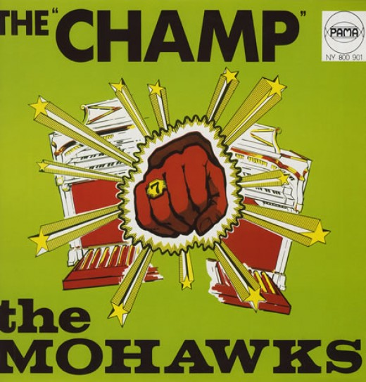 Baixar The Mohawks - the champ (1968)