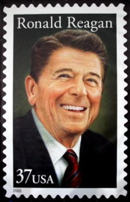 Before he made his way into the history books (and onto a postage stamp), Ronald Reagan had been a lifeguard, sportscaster, actor, labor leader, spokesman for a major American company, governor, and president.