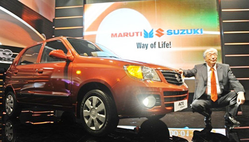 New Suzuki Alto K10 Launched on August 4th 2010