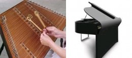 From Dulcimer to Modern Piano
