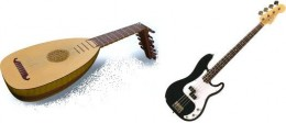From Lute to Electric Guitar