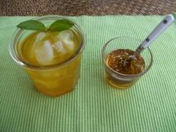 Turmeric Tea with Honey