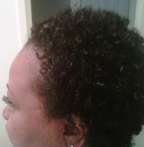 Cantu On Hair While Wet