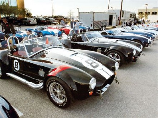 Kit car manufacturers in the u s