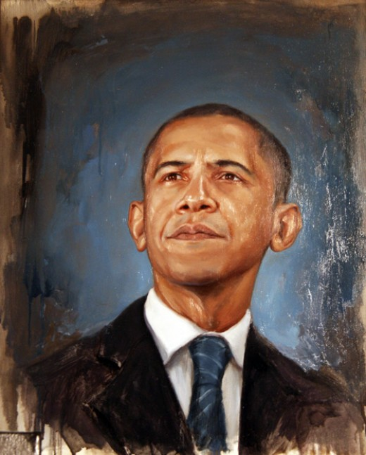 Barack Obama - for the Wall Street Journal - Shawn Barber