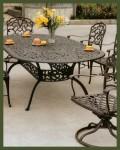 Cast Aluminum Patio Furniture Deals