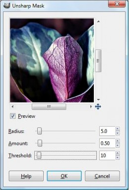 An image of just the dialog box created by pressing Alt + Print Screen.