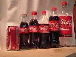 Coke:  There;s nothing like it!