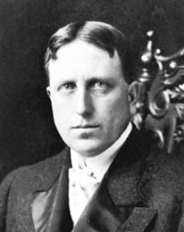 """""""Look at my furrows of worry!"""" William Randolph Hearst"""