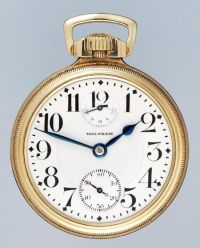 Railroad antique pocket watch http://www.antique-pocket-watch.com/