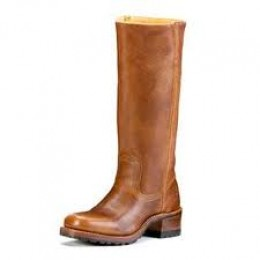 A Frye campus boot