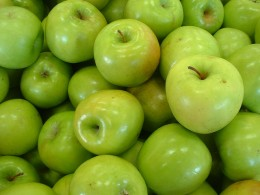 Granny Smith Apples.