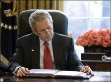 George W Bush authorized the assassination.