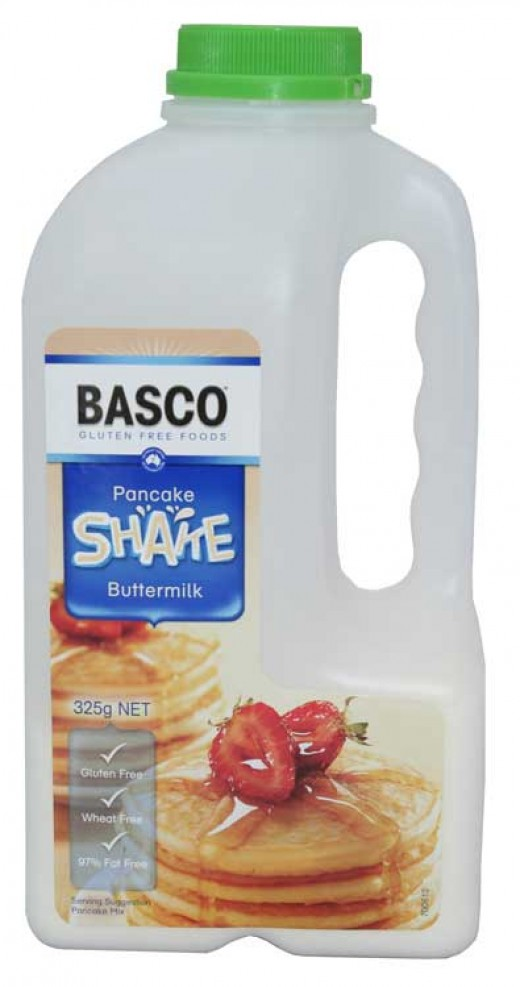The original BASCO pancake mix. PLEASE SUPPORT ME!