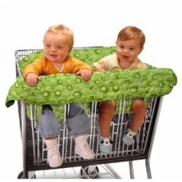 shopping cart cover for twins