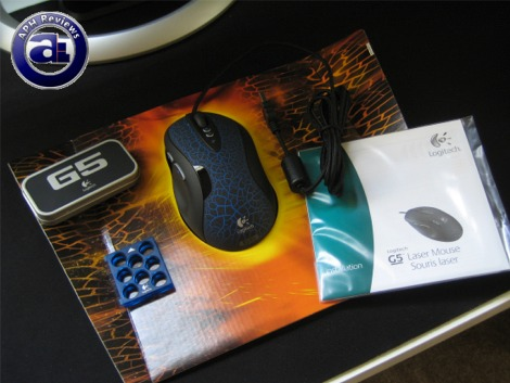 The Logitech G5 is one of the greatest USB Gaming Mice