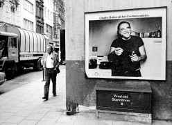 Poem - Bukowski Alley Stroll