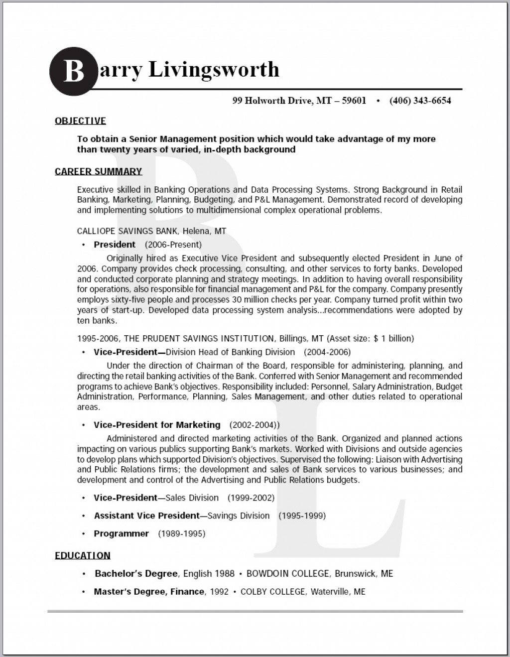 resume writing how to make your resume stand out
